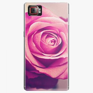 Plastový kryt iSaprio - Pink Rose - Lenovo Z2 Pro