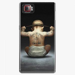 Plastový kryt iSaprio - Crazy Baby - Lenovo Z2 Pro