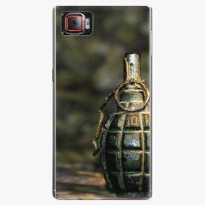 Plastový kryt iSaprio - Grenade - Lenovo Z2 Pro