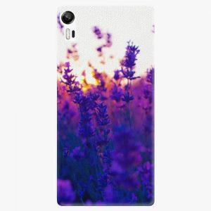 Plastový kryt iSaprio - Lavender Field - Lenovo Vibe Shot