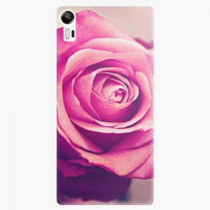 Plastový kryt iSaprio - Pink Rose - Lenovo Vibe Shot