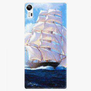 Plastový kryt iSaprio - Sailing Boat - Lenovo Vibe Shot