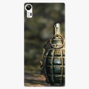 Plastový kryt iSaprio - Grenade - Lenovo Vibe Shot