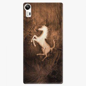 Plastový kryt iSaprio - Vintage Horse - Lenovo Vibe Shot