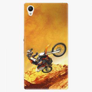 Plastový kryt iSaprio - Motocross - Sony Xperia Z1
