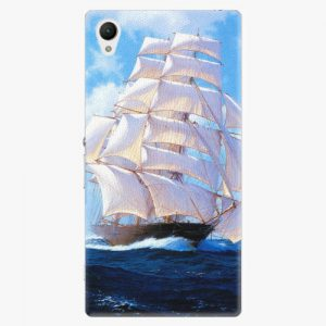 Plastový kryt iSaprio - Sailing Boat - Sony Xperia Z1