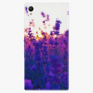 Plastový kryt iSaprio - Lavender Field - Sony Xperia Z1 Compact