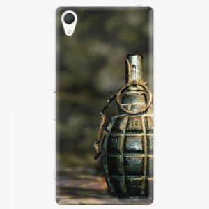 Plastový kryt iSaprio - Grenade - Sony Xperia Z2