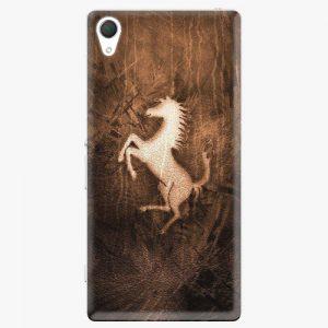 Plastový kryt iSaprio - Vintage Horse - Sony Xperia Z2