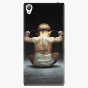 Plastový kryt iSaprio - Crazy Baby - Sony Xperia Z3