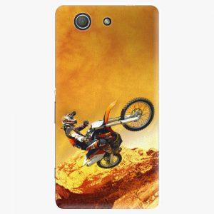 Plastový kryt iSaprio - Motocross - Sony Xperia Z3 Compact