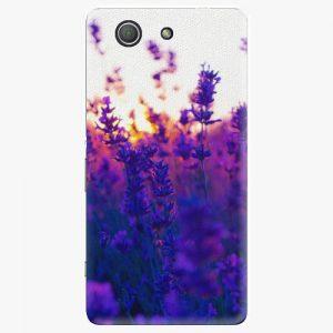 Plastový kryt iSaprio - Lavender Field - Sony Xperia Z3 Compact