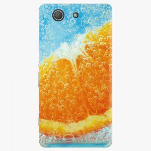 Plastový kryt iSaprio - Orange Water - Sony Xperia Z3 Compact