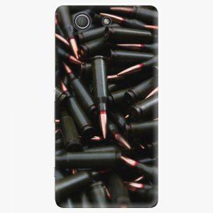 Plastový kryt iSaprio - Black Bullet - Sony Xperia Z3 Compact