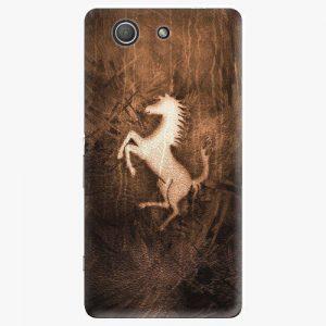 Plastový kryt iSaprio - Vintage Horse - Sony Xperia Z3 Compact