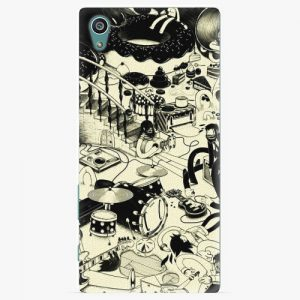 Plastový kryt iSaprio - Underground - Sony Xperia Z5
