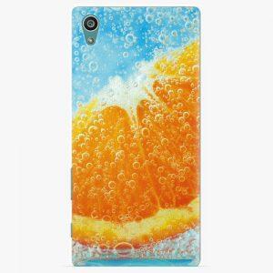 Plastový kryt iSaprio - Orange Water - Sony Xperia Z5