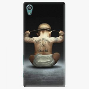 Plastový kryt iSaprio - Crazy Baby - Sony Xperia Z5
