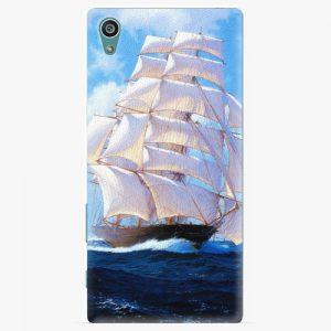 Plastový kryt iSaprio - Sailing Boat - Sony Xperia Z5