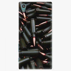 Plastový kryt iSaprio - Black Bullet - Sony Xperia Z5