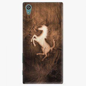 Plastový kryt iSaprio - Vintage Horse - Sony Xperia Z5