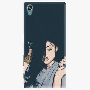 Plastový kryt iSaprio - Swag Girl - Sony Xperia Z5