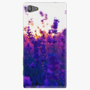 Plastový kryt iSaprio - Lavender Field - Sony Xperia Z5 Compact