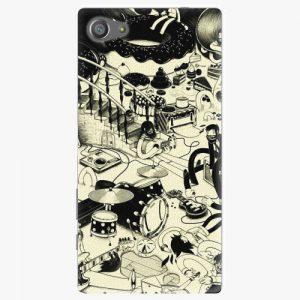 Plastový kryt iSaprio - Underground - Sony Xperia Z5 Compact