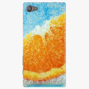Plastový kryt iSaprio - Orange Water - Sony Xperia Z5 Compact