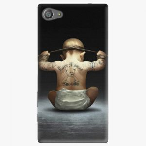 Plastový kryt iSaprio - Crazy Baby - Sony Xperia Z5 Compact