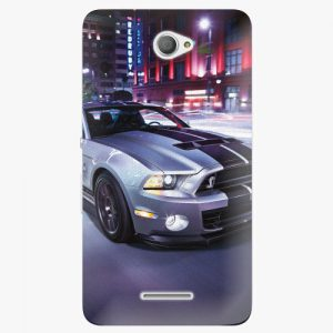 Plastový kryt iSaprio - Mustang - Sony Xperia E4
