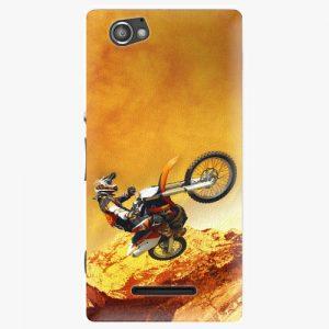 Plastový kryt iSaprio - Motocross - Sony Xperia M