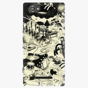 Plastový kryt iSaprio - Underground - Sony Xperia M