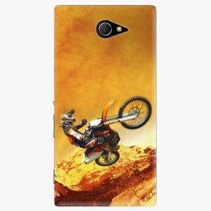 Plastový kryt iSaprio - Motocross - Sony Xperia M2