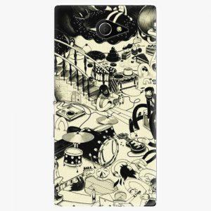 Plastový kryt iSaprio - Underground - Sony Xperia M2