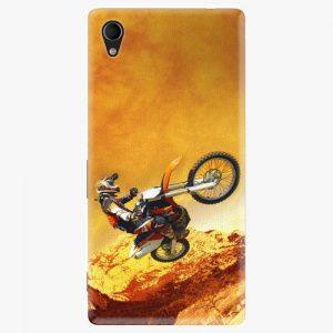 Plastový kryt iSaprio - Motocross - Sony Xperia M4