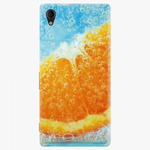Plastový kryt iSaprio - Orange Water - Sony Xperia M4