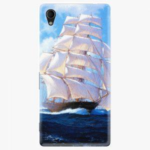 Plastový kryt iSaprio - Sailing Boat - Sony Xperia M4