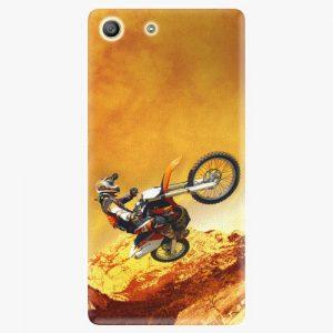 Plastový kryt iSaprio - Motocross - Sony Xperia M5