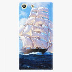 Plastový kryt iSaprio - Sailing Boat - Sony Xperia M5