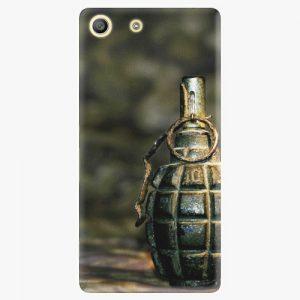 Plastový kryt iSaprio - Grenade - Sony Xperia M5