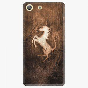 Plastový kryt iSaprio - Vintage Horse - Sony Xperia M5