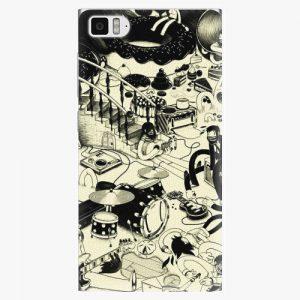 Plastový kryt iSaprio - Underground - Xiaomi Mi3