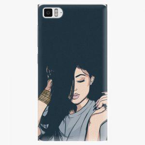 Plastový kryt iSaprio - Swag Girl - Xiaomi Mi3