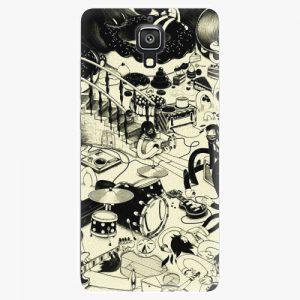 Plastový kryt iSaprio - Underground - Xiaomi Mi4