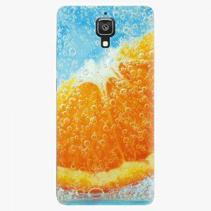 Plastový kryt iSaprio - Orange Water - Xiaomi Mi4