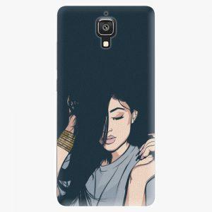 Plastový kryt iSaprio - Swag Girl - Xiaomi Mi4