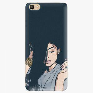 Plastový kryt iSaprio - Swag Girl - Xiaomi Mi5