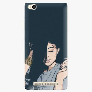 Plastový kryt iSaprio - Swag Girl - Xiaomi Redmi 3