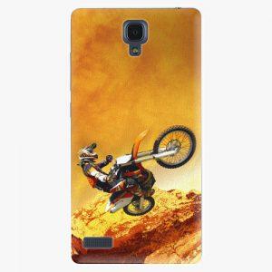 Plastový kryt iSaprio - Motocross - Xiaomi Redmi Note